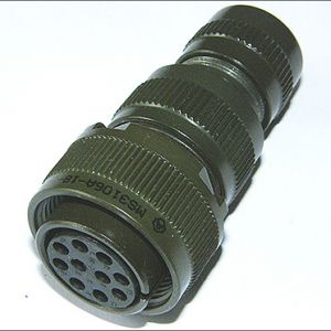Connectors military sector