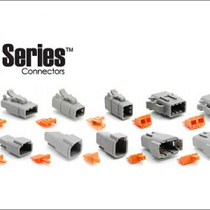 """A"" SERIES CONNECTORS"